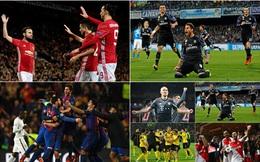 Bốc thăm tứ kết Champions League 2016/2017: Nín thở chờ đại chiến