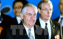 """Ngoại trưởng Rex Tillerson: Triều Tiên """"không cần sợ"""" Mỹ"""