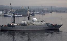 Fox News: Tàu Hải quân Nga xuất hiện gần căn cứ tàu ngầm Mỹ