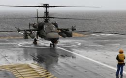 Nga trang bị cho hải quân nhiều loại trực thăng hiện đại