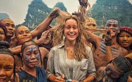 """Đây là bức ảnh mà đạo diễn """"Kong: Skull Island"""" thích nhất khi quay phim tại Ninh Bình!"""