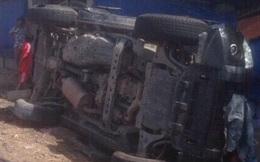 Tin mới vụ xe tổ công tác CA TP.HCM bị tai nạn ở Bình Dương