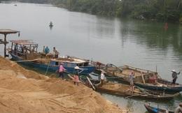 Sẽ thanh tra hoạt động khai thác cát 6 tỉnh ở ba miền Bắc – Trung – Nam