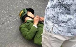 Thanh niên vượt đèn đỏ, tông trọng thương cảnh sát Hải Phòng