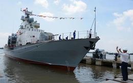 Nga sẵn sàng đóng thêm tàu tên lửa Molniya cho Hải quân Việt Nam