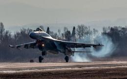 Chiêu tiếp thị Su-35 bóc mẽ mối thân tình Nga - Trung