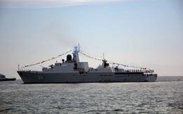 Tàu Hải quân Việt Nam tham gia Duyệt binh tàu quốc tế tại Langkawi