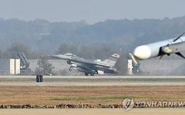 Lo sự cố, máy bay Mỹ thả thùng nhiên liệu xuống hồ nước Hàn Quốc