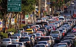 """Bangkok làm """"cách mạng xe đạp"""" để thoát ác mộng ùn tắc"""