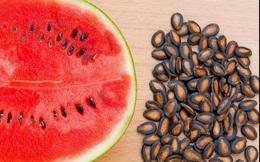 Uống nước hạt dưa hấu luộc: Nhiều công dụng đến đáng ngạc nhiên!