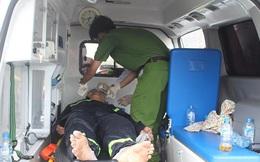 Cháy lớn ở Cần Thơ: Huy động tới 7 tỉnh ứng cứu nhưng nhiều lính cứu hỏa vẫn ngất xỉu vì kiệt sức