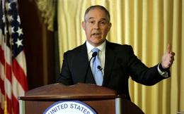 Ông Trump sắp ký lệnh bỏ luật lệ về môi trường của Obama
