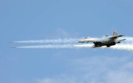 Tại sao VKS Nga sử dụng Su-30SM, Su-34 và Su-35 tại Hama?