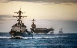 Hải quân Mỹ đặt tên cho tàu chiến như thế nào?