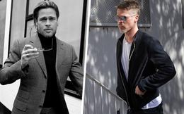 Hãy nhìn Brad Pitt để biết cuộc sống của anh thế nào khi không còn Angelina bên cạnh