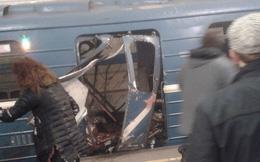 Vụ nổ ga tàu điện ngầm St.Petersburg: Số người thương vong tăng lên 56