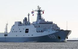 """Tàu đổ bộ Type 075 - Món """"đồ chơi"""" đắt đỏ và đầy rủi ro của Trung Quốc?"""