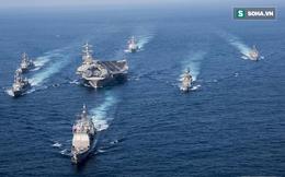Tập Cận Bình vừa rời Bắc Kinh, Mỹ đưa tàu sân bay trở lại cam kết mạnh mẽ ở biển Đông