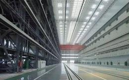 Trung Quốc có thể đang xây dựng siêu nhà máy đóng tàu