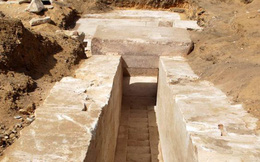 Vừa lộ diện kim tự tháp bí ẩn có niên đại 3700 năm