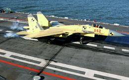 Hàng không mẫu hạm mới của Trung Quốc có thể chở bao nhiêu máy bay?