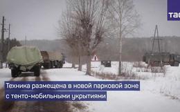 [VIDEO] Nga triển khai tên lửa Iskander-M tới miền Trung