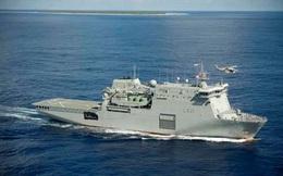 Tàu tên lửa của hải quân New Zealand sắp đến Đà Nẵng