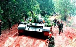 """Nhờ cầu sập nên lính xe tăng được bữa đặc sản Quảng Ngãi """"ngoài sức tưởng tượng"""""""