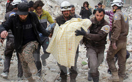 Nga phát hiện âm mưu dàn dựng các vụ tấn công hóa học tại Syria