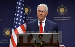 """Ngoại trưởng Mỹ ra """"tối hậu thư"""" với Nga: Đứng về phía Mỹ-đồng minh, hoặc chọn Syria-Iran"""