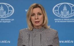 """Nga không coi tuyên bố của Ngoại trưởng Mỹ về Syria là """"tối hậu thư"""""""