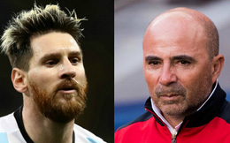 """""""Cừu đen"""" Messi: Mưu cao 1 tháng đẩy 2 thầy ra đường"""