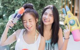 Ngắm mãi không hết trai xinh gái đẹp tại lễ hội té nước Songkran ở Bangkok!
