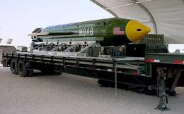 Tướng Mỹ toàn quyền dùng siêu bom, không cần ý Trump
