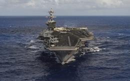 """Nhóm tàu tấn công Mỹ dùng đòn gì để """"vô hiệu hóa"""" hạt nhân Triều Tiên?"""