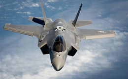 Mỹ lần đầu triển khai máy bay chiến đấu F-35 tới châu Âu