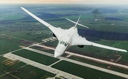 """Báo Mỹ nói về """"Thiên nga trắng"""" Tu-160 lừng danh của Nga"""