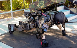 Lockheed Martin bắt đầu đánh giá hệ thống khung xương kim loại Dermoskeleton