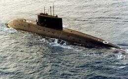 """Lớp phủ đặc biệt biến tàu ngầm Kilo thành… """"cá voi"""""""