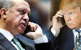 Trump bất chấp bị phản đối, gọi điện mừng Erdogan vụ trưng cầu sửa đổi hiến pháp