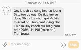 Trải nghiệm 4G miễn phí, thuê bao Viettel cạn tiền 3G