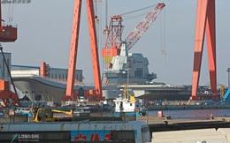Trung Quốc sắp hoàn tất tàu sân bay nội địa