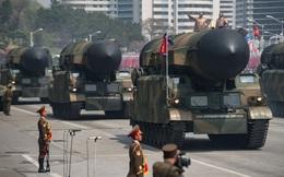 Kho tên lửa đạn đạo đồ sộ của Triều Tiên