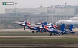 Nhà sản xuất Su-30SM Nga vừa công bố tin rất tốt
