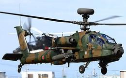 Nhật Bản nâng cấp công nghệ nhìn đêm trên trực thăng Apache