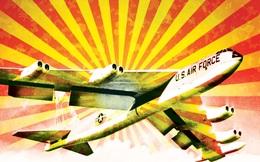Chiếc máy bay ném bom ra đời trong khách sạn và bức màn sau vẻ ngoài đáng sợ của KQ Mỹ