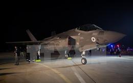 """Israel lần đầu """"khoe"""" máy bay tàng hình F-35"""