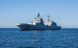 Hải quân Nga sắp tiếp nhận tàu tấn công đổ bộ cỡ lớn Ivan Gren