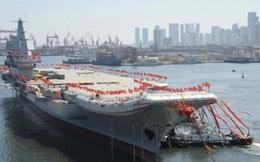 Đài Loan tập trận giả định đối phó 3 tàu sân bay Trung Quốc