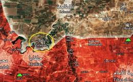Quân đội Syria đấu pháo, chiếm chốt phiến quân Al-Qaeda ở Hama